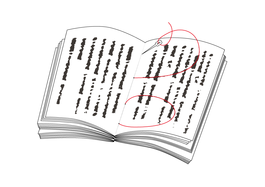 "*Tetsuyōsō* (""multisection"" binding)"